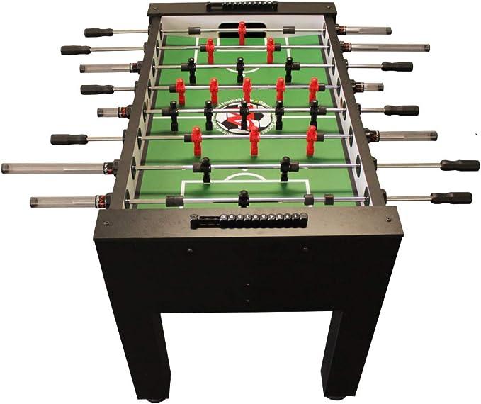 Warrior Professional Foosball Table by Warrior Table Soccer: Amazon.es: Juguetes y juegos