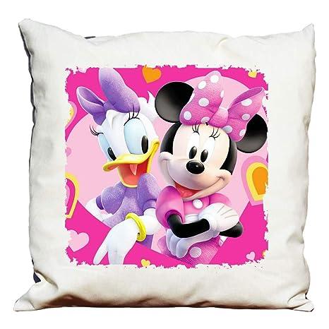 cojín Daisy y Minnie: Amazon.es: Hogar