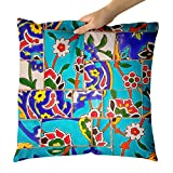 Westlake Art - Islamic Architecture - Decorative Throw Pillow Cushion - Picture Photography Artwork Home Decor Living Room - 18x18 Inch (B296-971CC)