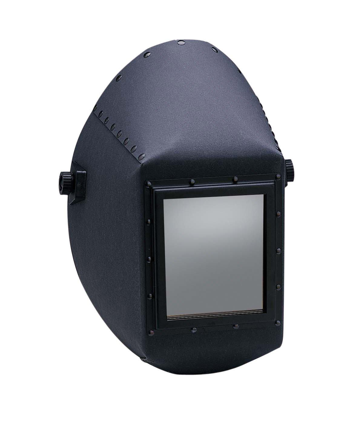 Jackson Safety 14529 W20 451P Black Fiber Shell Welding Helmet, 5-1/4'' Length x 4-1/2'' Width (Pack of 4)