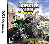 monsters inc ds - Monster Jam Urban Assult - Nintendo DS
