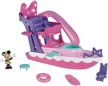 La Casa De Mickey Mouse - Yate de Minnie (Mattel Y1897): Amazon.es: Juguetes y juegos