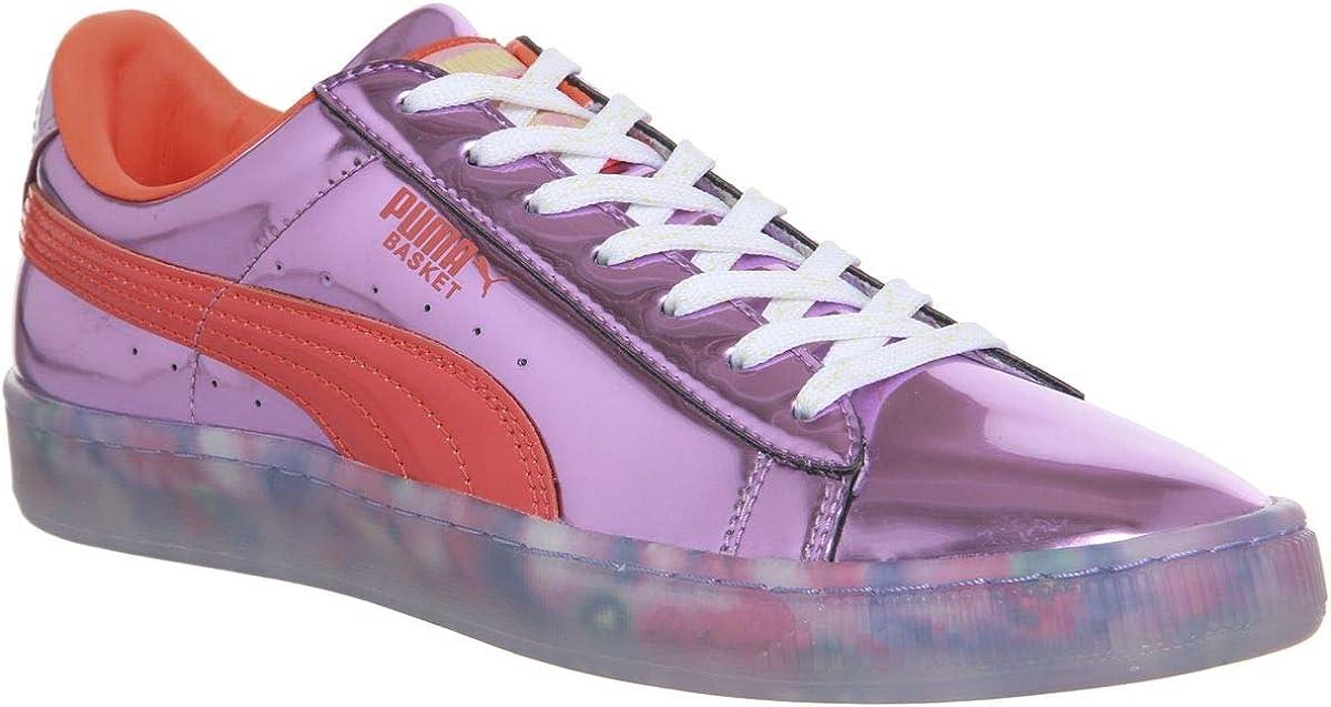 puma basket candy princess