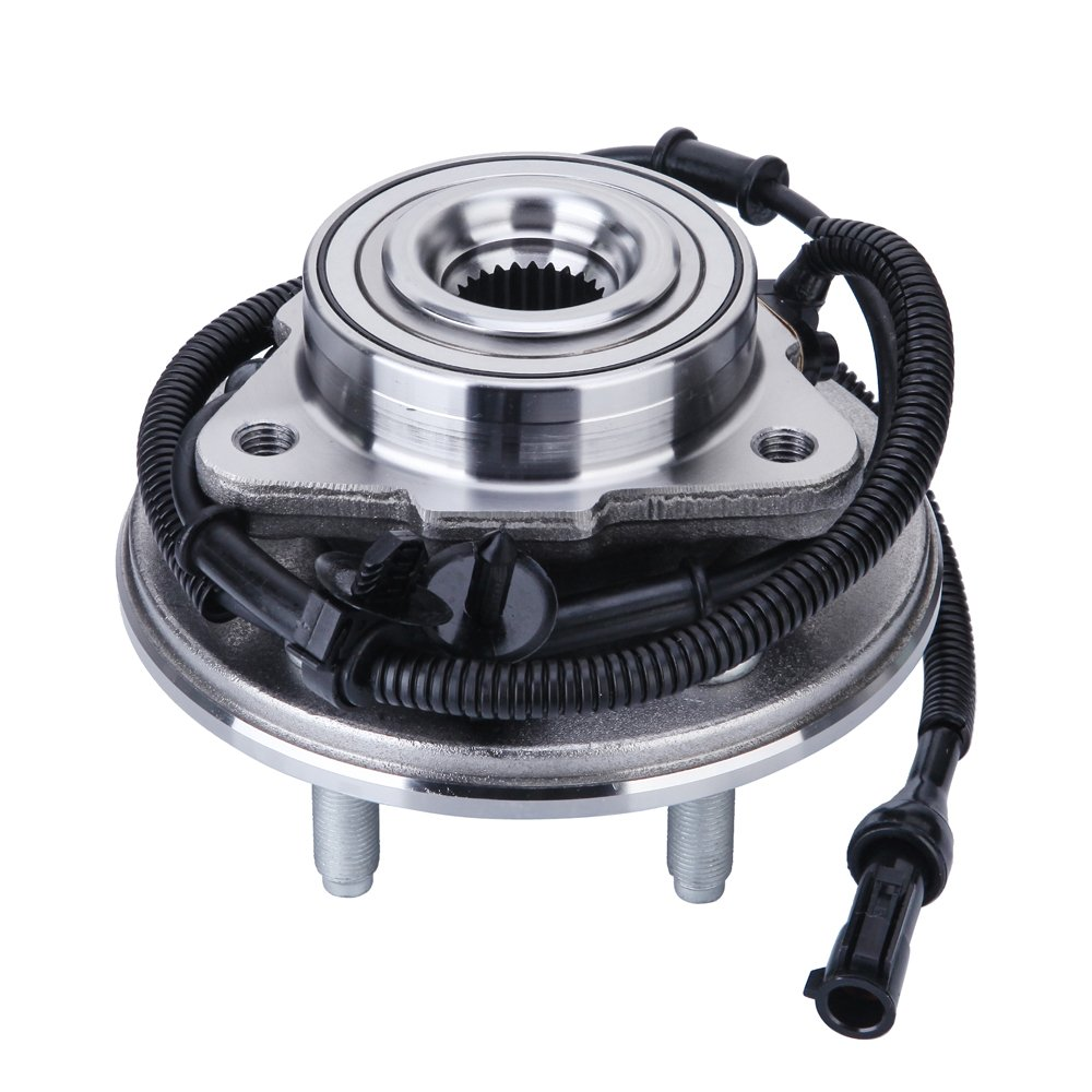 515050 Wheel Bearing Front Wheel Hub Assembly for 2002-2005 Ford Explorer Lincoln Aviator Mercury Moutaineer
