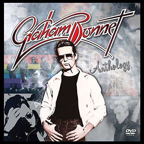 Graham Bonnet - Anthology [2CD] (2017) [CD FLAC] Download