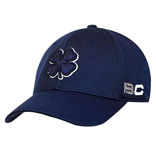 Black Clover BC Iron  5 Fitted Hat at Amazon Men s Clothing store  775c7dbcfb62