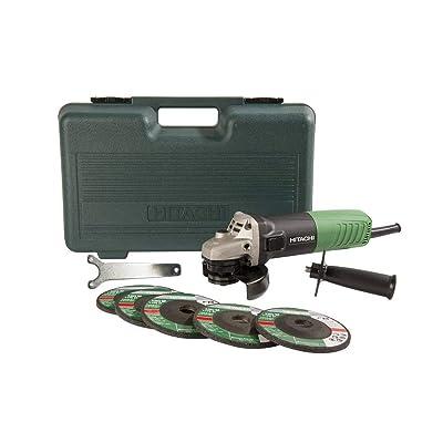 Hitachi G12SR4 6.2-Amp 4-1/2-Inch Angle Grinder