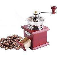 Prima Manual Molinillo de café Diseño Retro del