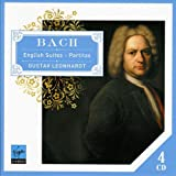 Bach English Suites - Partitas.