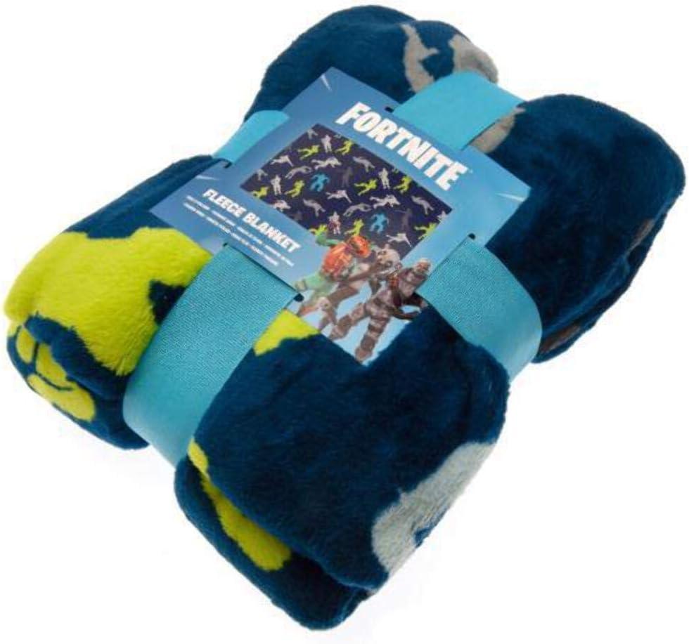 Epic Games Fortnite Fleece Blanket - couverture en Laine Polaire - coperta in Pile - Manta de Lana FTN-013B