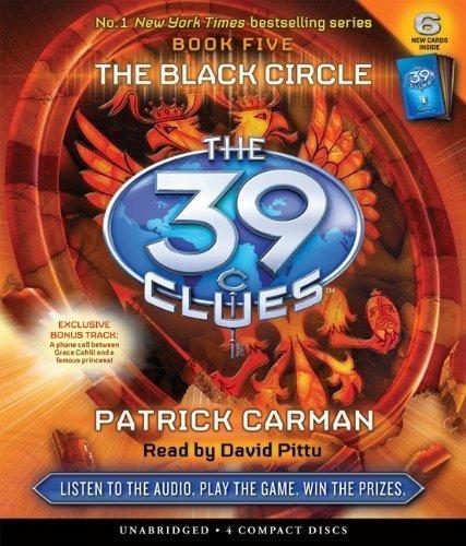 39 clues book five - 5