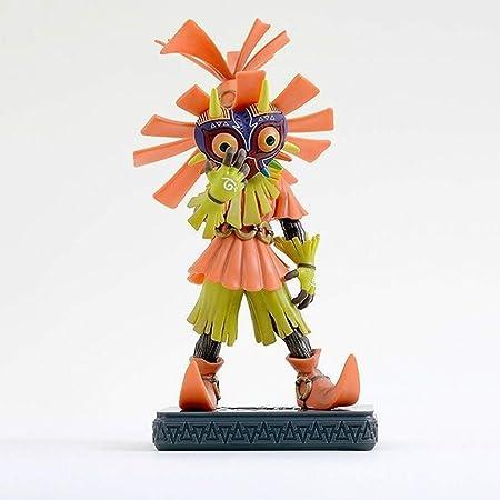 Personnage De Jeu De Dessin Anime Anime Legende Zelda Link Modele Statue Haute Ornement De Jouet 16cm Fkygdq Amazon Fr Cuisine Maison