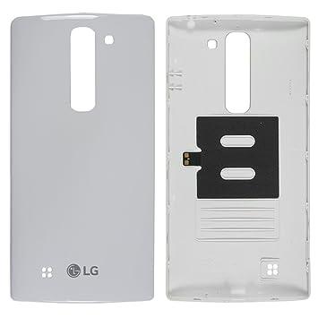 Original LG tapa de batería en color blanco para LG G4 °C ...