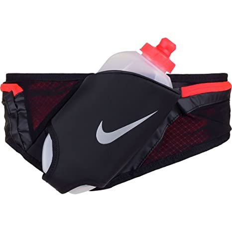33d63a638a Amazon.com   Nike Running Large 20 oz Flask Hydration Running Belt ...