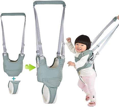 Asistente para bebés, seguro y transpirable, ajustable, arnés para ...