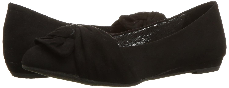 Fergalicious Women's Addison Ballet Flat B07618Z9N4 5 B(M) US|Black