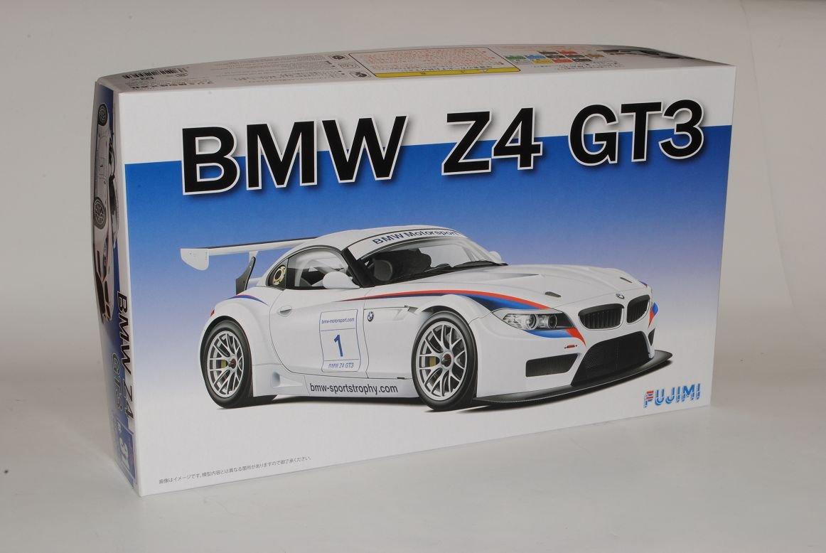 Fujimi Fujimi Fujimi BMW Z4 E89 GT3 Weiss Ab 2009 Kit Bausatz 1/24 Modell Auto mit individiuellem Wunschkennzeichen 6be581
