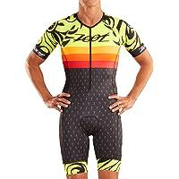 Zoot Mannen Triathlon Racesuit Stijl Ali'I 2019 M LTD Tri Aero SS Racesuit - Ali'I 19 Maat