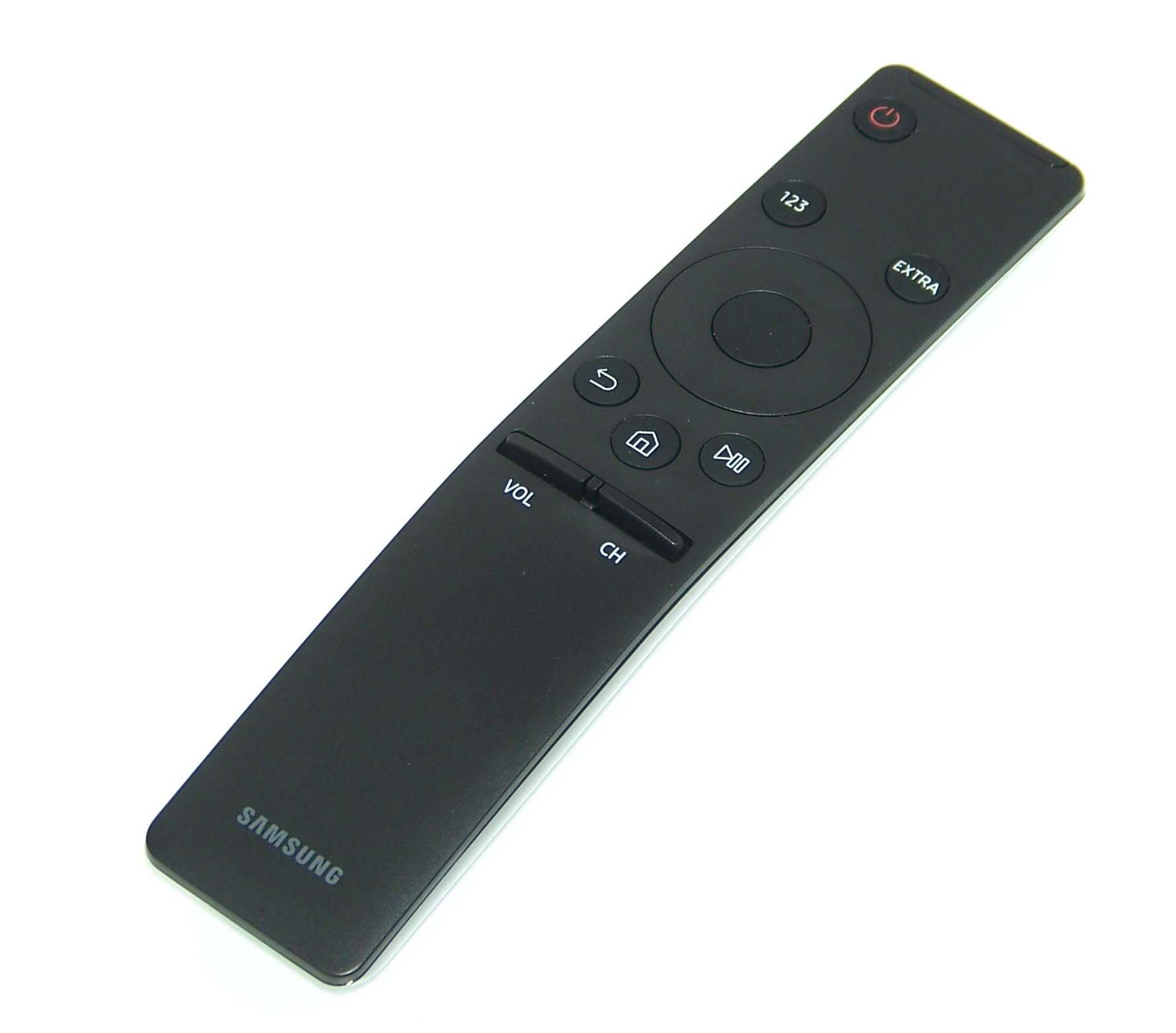 OEM Samsung Remote Control Originally Shipped With Samsung UN55KU6500, UN55KU6500FXZA, UN55KU650D, UN55KU650DFXZA, UN55KU6600, UN55KU6600FXZA