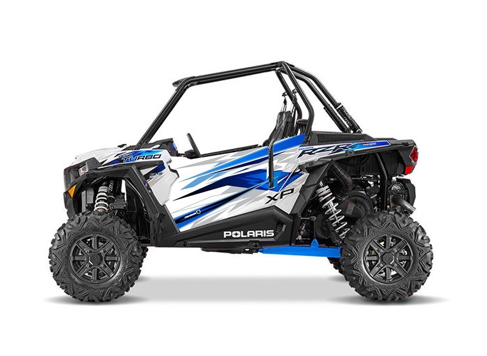 Amazon.com: Pro Armor RZR XP Turbo Stealth Door Velocity Blue Graphic P163G500VB: Automotive