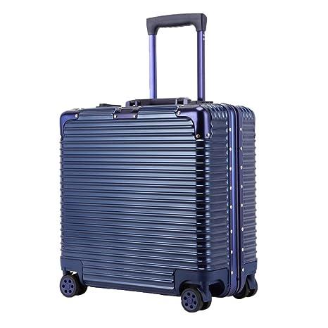 Trolley Box Caja para Computadora A Prueba De Rasguños Business Boarding Chassis 18 Pulgadas Hombres Y