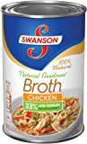 Swanson Natural Goodness Chicken Broth, 14.5 Ounce (Pack of 4)
