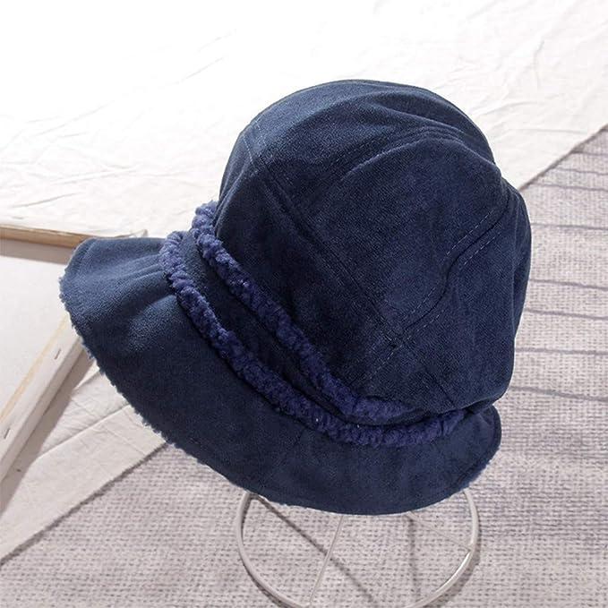 Vectry Sombrero Moda para Mujer Sombrero De Boina Sombrero Retro ...