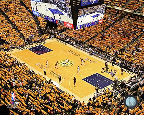 "Bankers Life Fieldhouse Indiana Pacers NBA Stadium Photo (Size 8"" x 10"")"