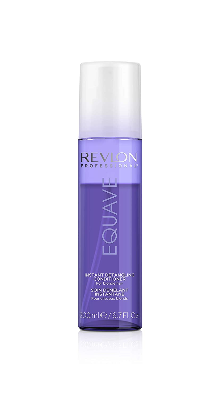 Revlon Professional Equave Acondicionador Desenredante Cabello Rubio/Decolorado/Canoso 200 ml