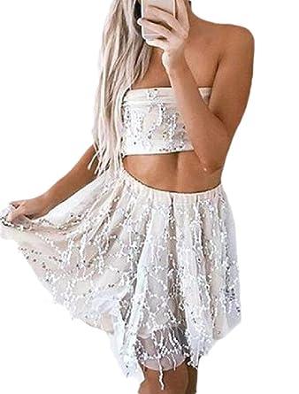 Conjunto de 2 Piezas de Mini Falda de Seguridad para Mujer, con ...