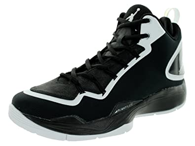 new style 1592d 2457e Image Unavailable. Image not available for. Color  Jordan Nike Mens Super  Fly 2 Po Basketball-Shoes, Black, 9.5 M Us