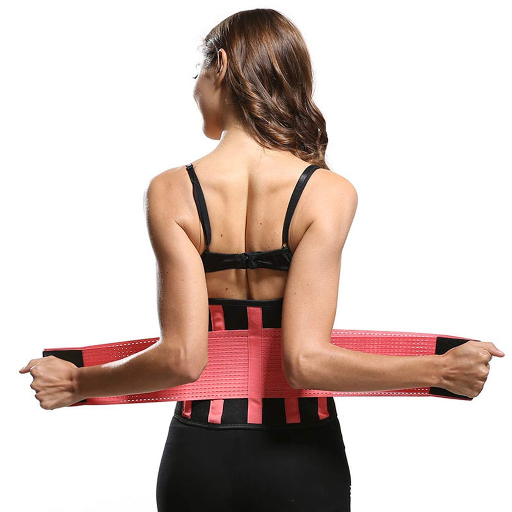 Dapang Stabilized Back Brace - Medical Grade Quality, Breathable Fabric Helps Injured, weak or Arthritic Back - Unisex Support,XXL