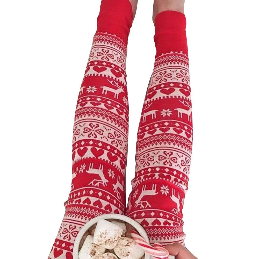 Vin beauty Femmes Noël imprimé Hiver Chaud Maigre Pantalons Longs Leggings  Minces XL  Amazon.fr  Vêtements et accessoires 9a46facd1290