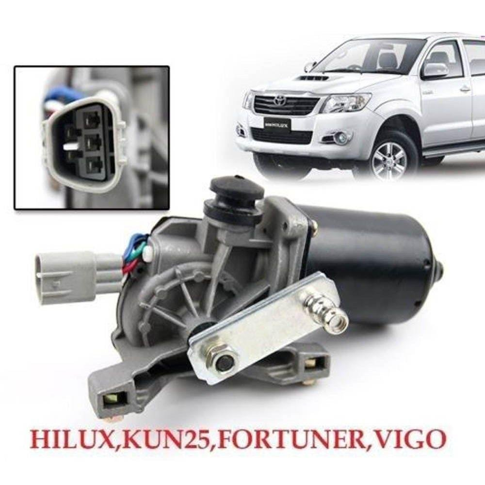 Amazon.com: Brand New Wiper Motor Fit For Toyota Hilux Vigo KUN25 2005-2014: Automotive