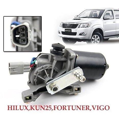 Marca nuevo ajuste motor para limpiaparabrisas para Toyota Hilux VIGO kun25 2005 – 2014