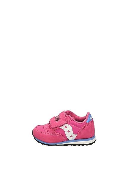 Saucony Jazz Baby Sneakers Strappo Bambina Magenta 26