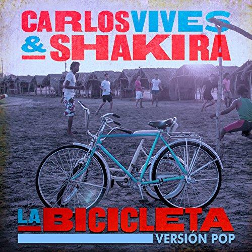 Amazon.com: La Bicicleta (Versión Pop): Carlos Vives & Shakira: MP3