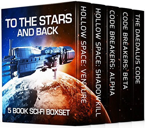 Warning: you might not want to come back to the real world after adventuring through this 5-in-1 BOXED SET ALERT!  To The Stars And Back by C.F. Barnes & T.F. Grant