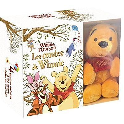 Les contes de Winnie : Avec une peluche de lourson Winnie