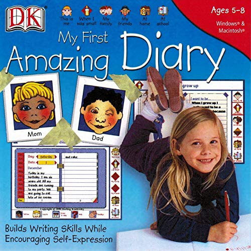 My First Amazing Diary -