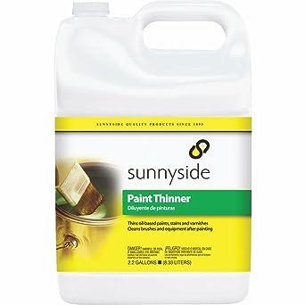 Sunnyside Paint Thinner 30544 30544 2pk Amazon Com