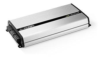 JL Audio JX360/4 amplificador para coche - amplificadores para coche (Negro, Plata
