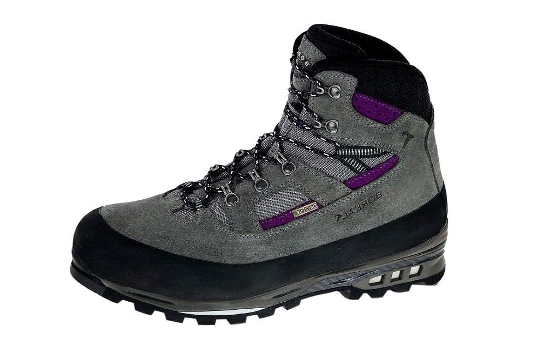 Boreal Climbing Outdoor Boots Womens Karok Lightweight Grey 47131