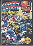 Captain America and the avengers - Sega Genesis -