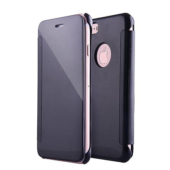 pretty nice bc67e ffb40 Amazon.com: iPhone 7 Mirror Case, iPhone 8 Cover, TIPFLY Luxury ...