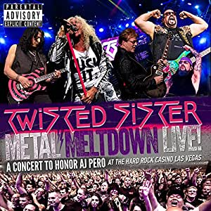 Metal Meltdown (Bluray/DVD/CD)