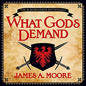 What Gods Demand Audiobook