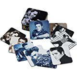 Vandor Elvis Presley 10 Piece Coaster Set with Collector Tin (47485)