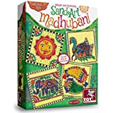 Toykraft Sand Art Kits (Simple & Symbolic Sand Art MADHUBANI)