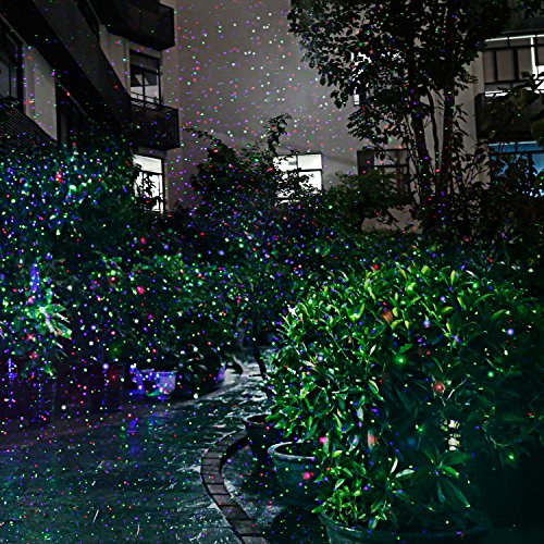 Mycarbon Outdoor Laser Light Projector Static Christmas